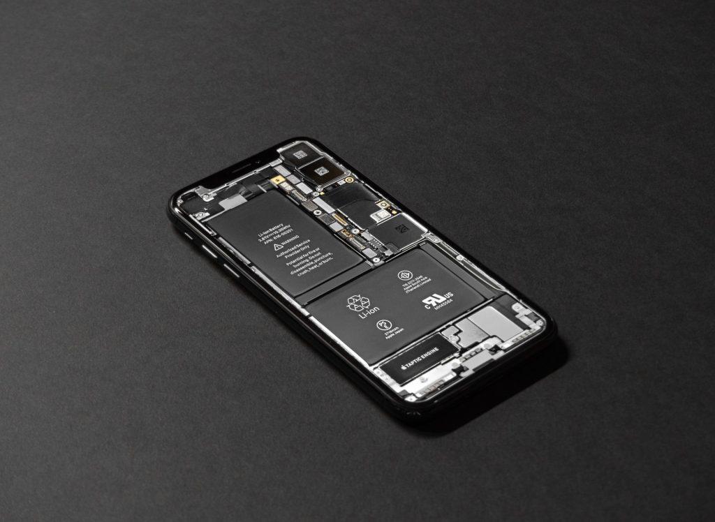 iPhone insides