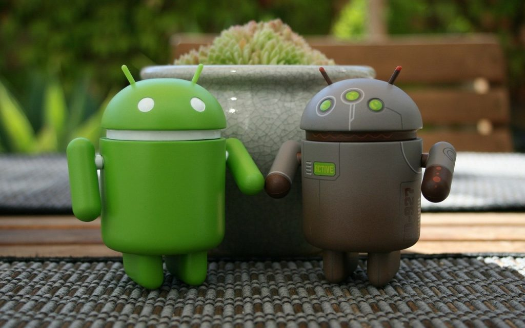 Android figurines